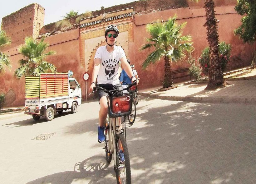 City Bike Tour in Marrakech
