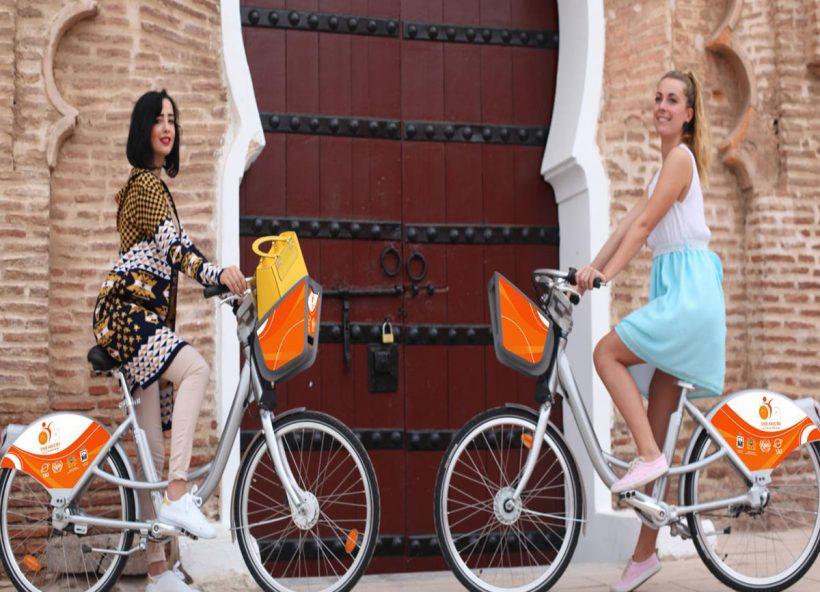 City Bike Tour in Marrakech1