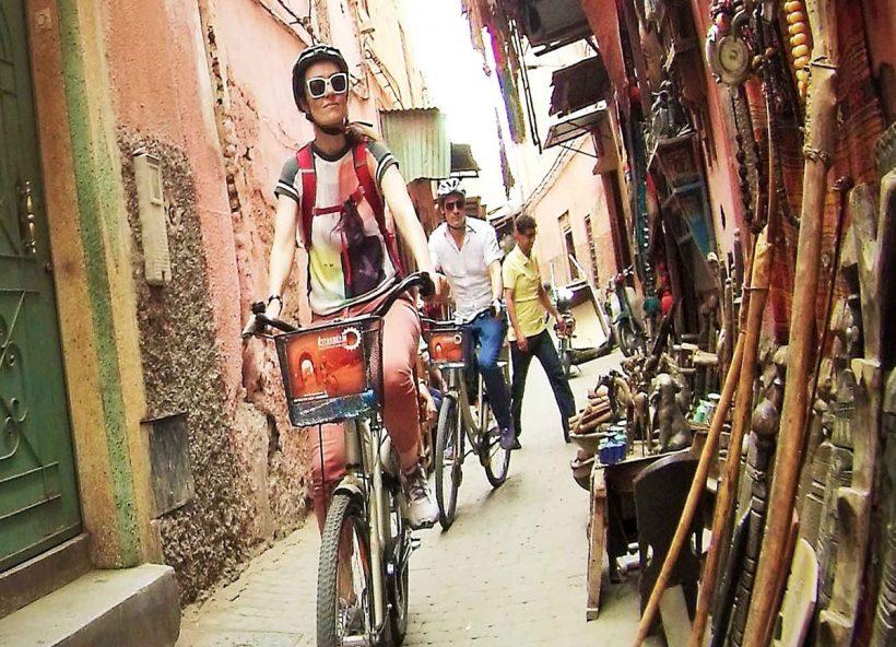 City Bike Tour in Marrakech5
