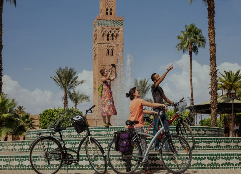 City Bike Tour in Marrakech7