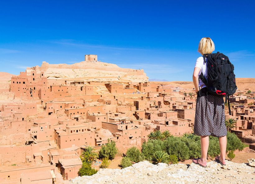 3 Days Sahara Desert Tour From Marrakech to Fes1