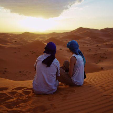 Fes to Marrakech desert tour, Moroccan Sahara Desert