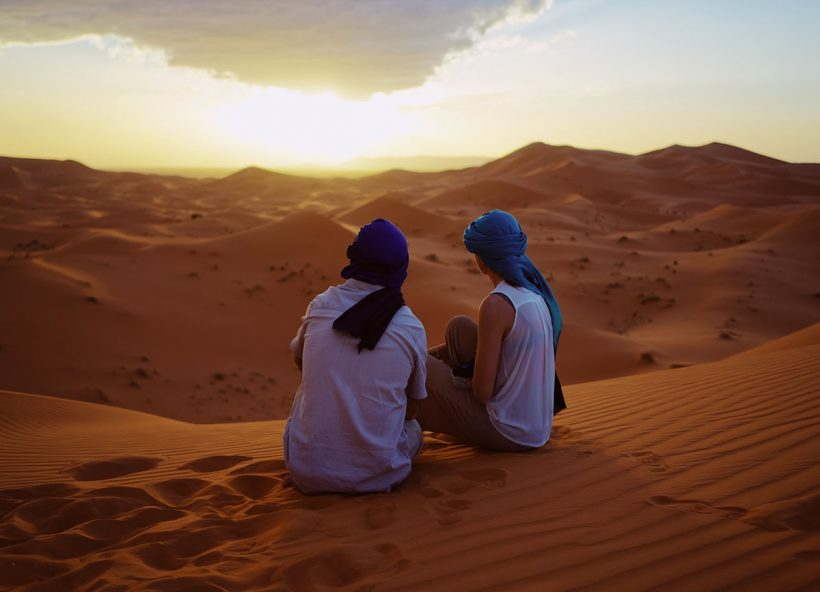 3 Days Sahara Desert Tour From Marrakech to Fes4