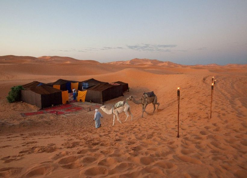 3 Days Sahara Desert Tour From Marrakech to Fes5