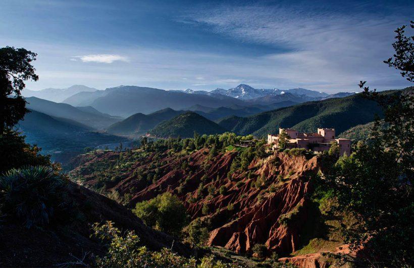 Marrakech to Ouzoud falls day trip