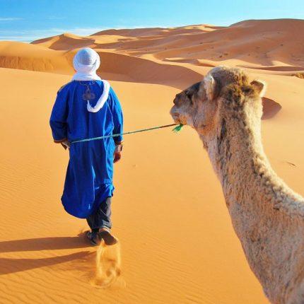Marrakech to Fes desert tour, 3 days Marrakech to Fes desert tour